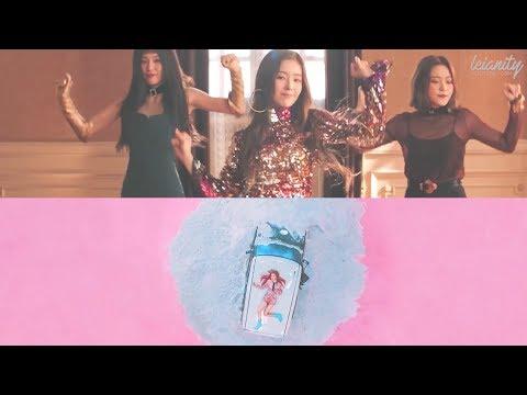 MASHUP] Red Velvet x BLACKPINK - Peek A Boo / WHISTLE