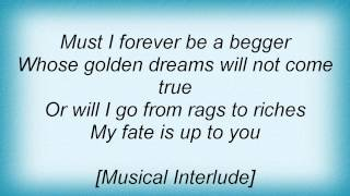 Barry Manilow - Rags To Riches Lyrics_1