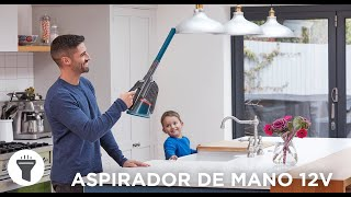 BLACK+DECKER Aspirador de mano 12V 2Ah LITIO I BLACK+DECKER™ anuncio