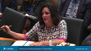 Finance & Administration Committee – Part 2   February 13, 2018