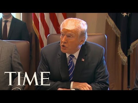 President Trump To Declare North Korea State Sponsor Of Terror & Heightened Nuclear Tensions | TIME