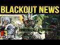 Black Ops 4 Blackout - New E3 2018 Interview! (Ballistic Bullets Update)