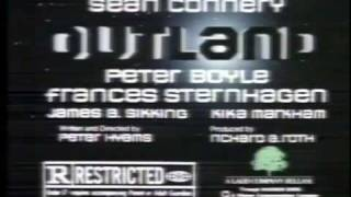 Trailer of Outland (1981)