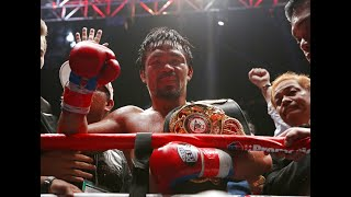 Pacquiao next fight may be held in Asia