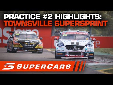 2020年 SUPERCARS Townsville #race19 プラクティス2ハイライト動画