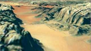 The Lawrence of Arabia Spring - Animation - Hiking in Jordan