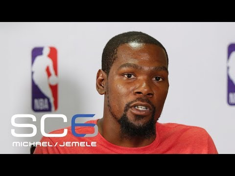 Kevin Durant Says He'd Skip Warriors' White House Invitation | SC6 | ESPN
