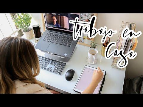 Consejos Para Trabajar Desde Casa y Ser Productivo