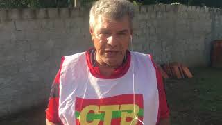 Presidente da CTB-Bahia  Pascoal Carneiro , convoca sindicatos para 1ª Plenária Regional das CTBs do Nordeste