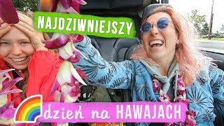 Najdziwniejszy dzień na HAWAJACH! 🌴😱 Tęcze, dżungla, wodospad! Agnieszka Grzelak Vlog