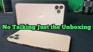 Apple iPhone 11 Pro Max Gold Unboxed! #iphone11