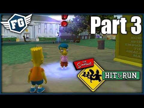 DŮLEŽITÁ ZMĚNA - The Simpsons Hit & Run #3