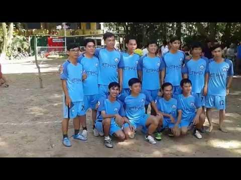 Giao lưu với THCS Bình Thành - Thoại Sơn