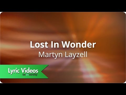 You Chose The Cross (Lost In Wonder) - Youtube Lyric Video