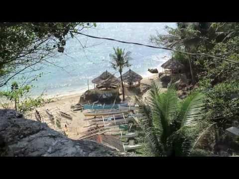 Schönes Resort, Coco White Beach,Philippinen