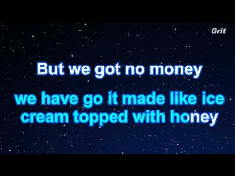 Beautiful Dirty Rich - Lady GaGa Karaoke【No Guide Melody】