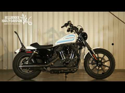 2019 Harley-Davidson Iron 1200™ in Marietta, Georgia - Video 1