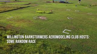 Some Random Race: MultiGP Drone Racing