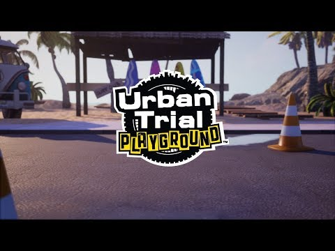 Urban Trial Playground Reveal Trailer thumbnail