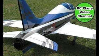 Avanti S Jet + Vektor System - SebArt / Krill - 2100mm - P180-RXi - Flugfest Su-Ro 2017 - Alexander
