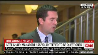 Nunes on Manafort testimony