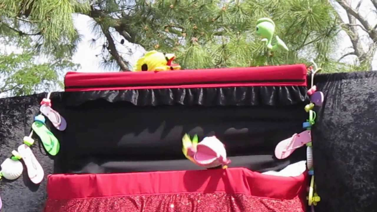 Puppet show for kids - Fish Dance