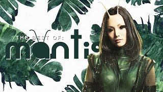 THE BEST OF MARVEL: Mantis