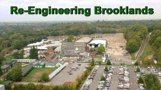 Re-Engineering Brooklands Completed Time Lapse 4K UHD