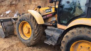 JCB cx 4 super