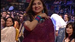 Alka Yagnik   Best Playback Singer Female   Zee Cine Awards 2007
