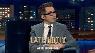 LATE MOTIV - Berto Romero. 'El Consultorio De La Ilusión' | #LateMotiv515