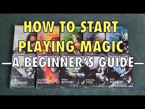 How To Start Playing Magic: The Gathering – A Beginner's Guide To MTG