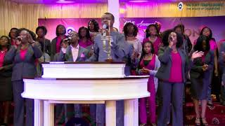 POWER EXPLOSION 2018: Pastor Nathaniel Bassey - Special Ministration With Tribe Of Judah Choir