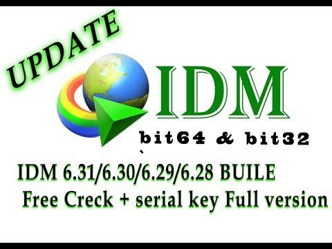 download serial number idm 6.29