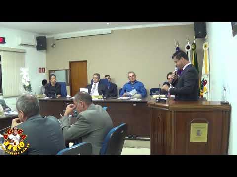 Tribuna Vereador Chiquinho terça- feira dia 6 de Março 2018