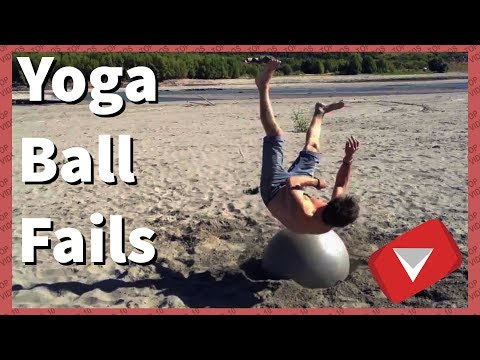 Funny Yoga Ball Fails Compilation [2017] (TOP 10 VIDEOS)