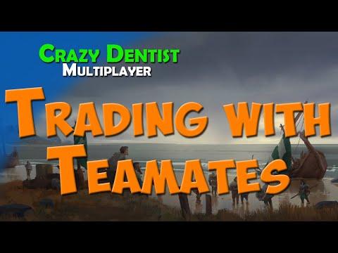Trading with Teamates | Kraken clan in 3v3 | Northgard