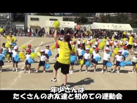 野間幼稚園 野間ナーサリー 平成26年度 運動会