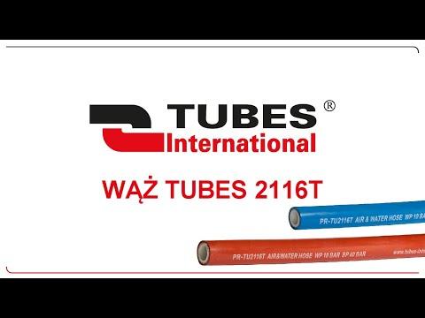 Wąż gumowy do wody TUBES 2116 T - zdjęcie