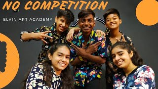 No Competition : Jass Manak Feat. DIVINE | FULL DANCE VIDEO.