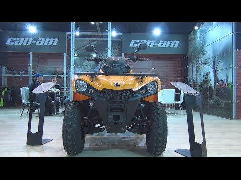 2020 Can-Am Outlander MAX DPS 570 in Muskogee, Oklahoma - Video 1