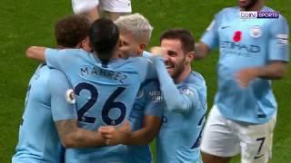 Man City 3-1 Man United Match Highlights