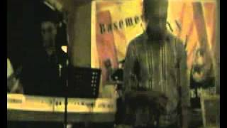 """Goan Musicians """" Basement Jaxx 2012 """" - Long train running"""
