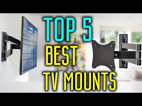 Best TV Wall Mounts of 2018 – Best Full Motion TV Wall Mount