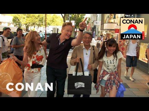 Conan v Japonsku #2: Pronájem rodiny