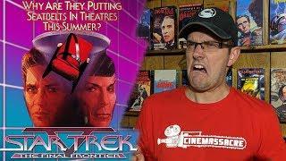 Star Trek V: The Final Frontier - Rental Review