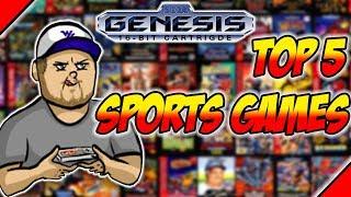 Top 5 Sega Genesis Sports Games