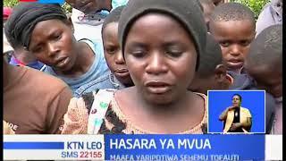 Msichana mmoja afariki baada ya kusombwa na maji Rongai kaunti ya Kajiado