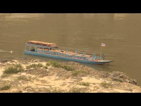 Thailand. Mae Sam Lab, Salawin river (Sa