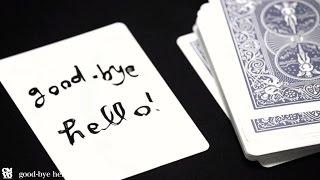 Chemical Volume / Good-bye Hello Short Ver/ライフスタイルミュージック